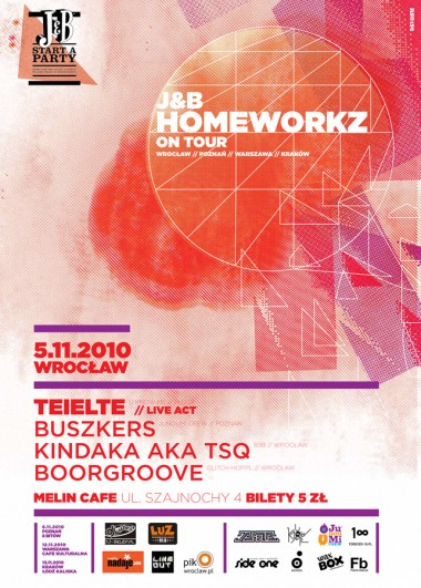 J&B HOMEWORKZ ON TOUR