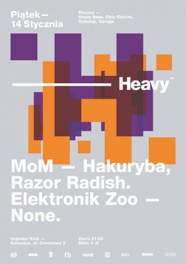 Heavy @ Inqubator (Katowice)