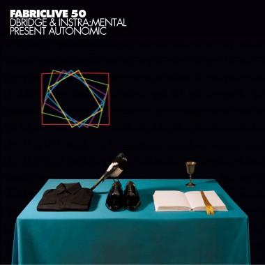 Fabriclive 50 Autonomic CD cover