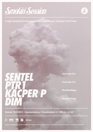SMOKIN' SESSION @ Kamieniołomy