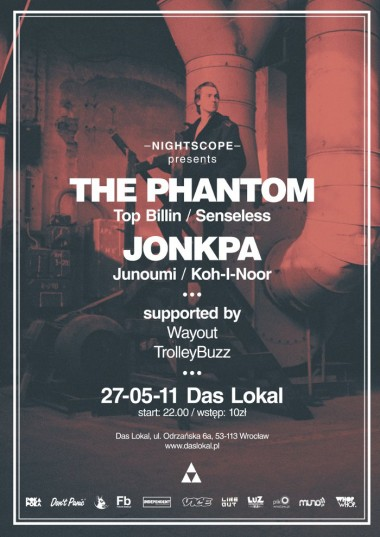Phantom & Jonkpa @ Das Lokal