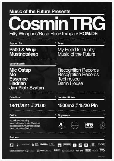 CosminTRG @ Music Of The Future