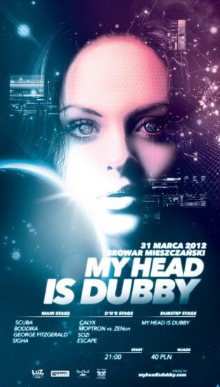 My Head Is Dubby @ Browar Mieszczański
