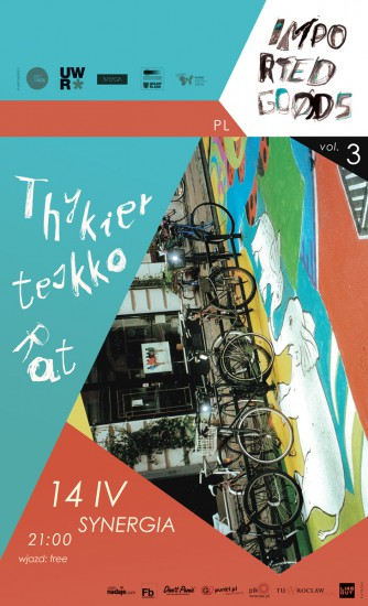 IMPORTED GOODS PL vol. 3: Thykier
