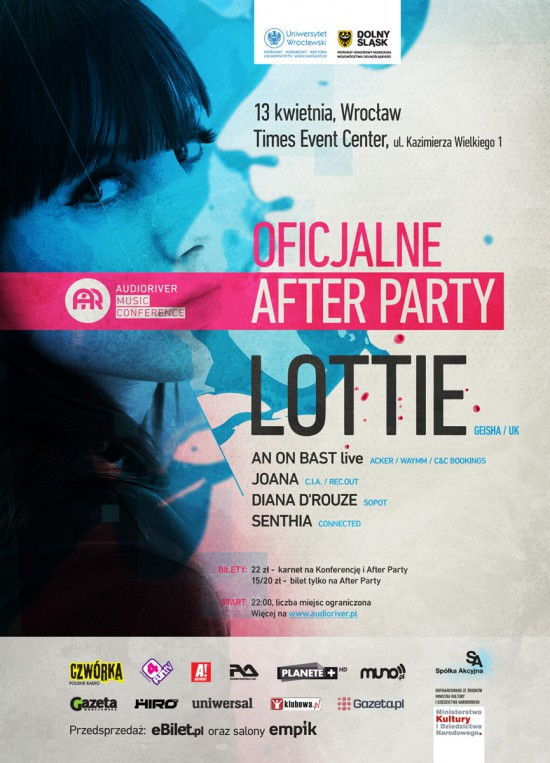 After Party po III KMA