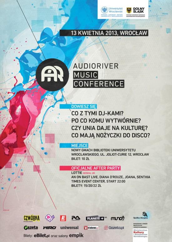 III Konferencja Muzyczna Audioriver