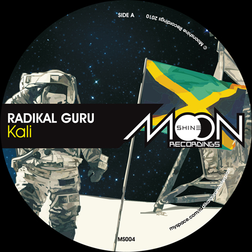 Okładka Radikal Guru Kali Moonshine Recordings