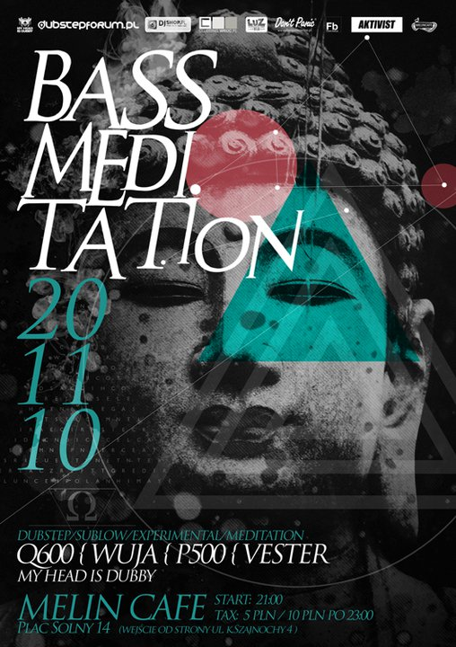Bass Meditation @ Melin Cafe