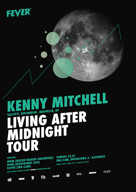 Living After Midnight Tour with Kenny Mitchell @ INQ
