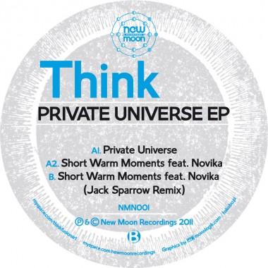 Słuchamy Think – Private Universe EP
