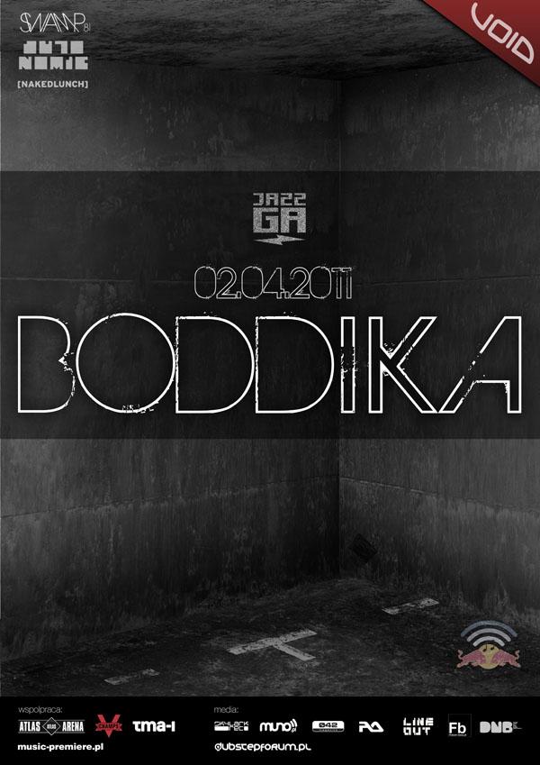Boddika @ Jazzga
