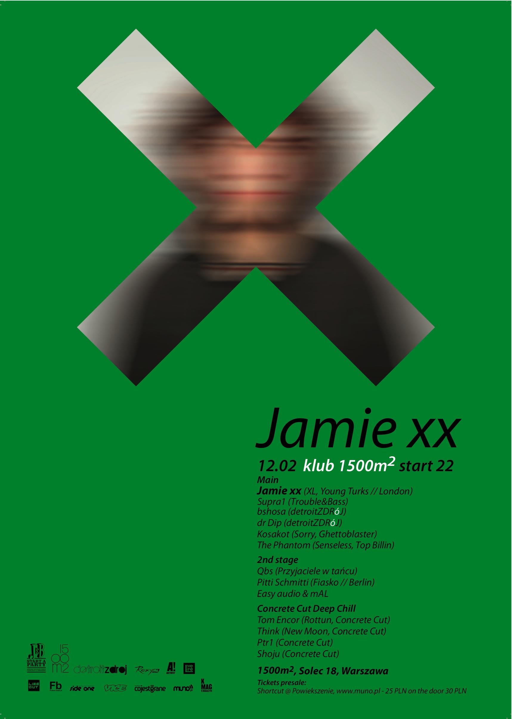Jamie XX @ 1500m2