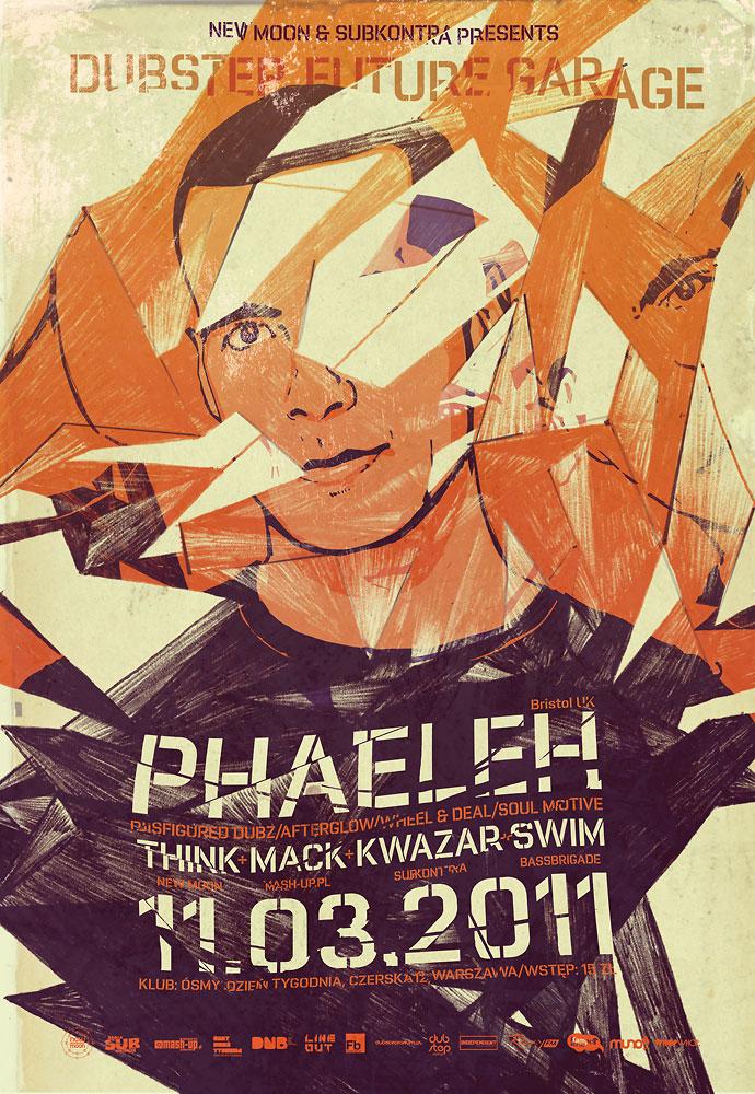Phaeleh @ Ósmy dzień tygodnia