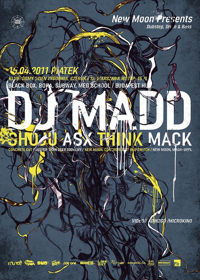 DJ MADD @ Ósmy dzień tygodnia