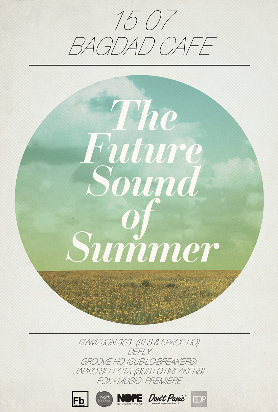 The Future Sound of Summer