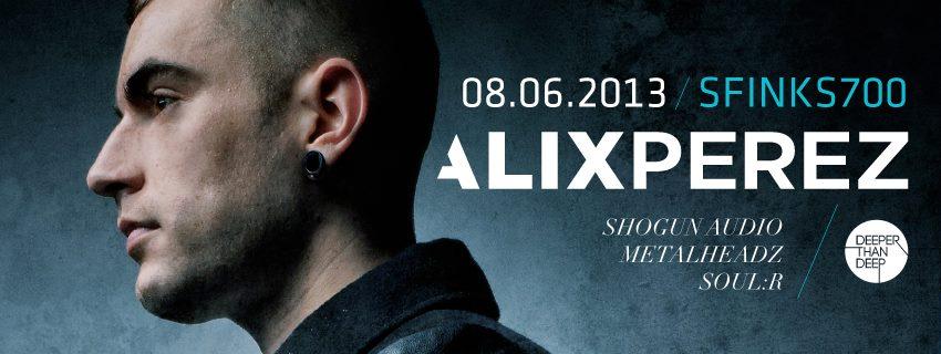 alix perez sfinks700