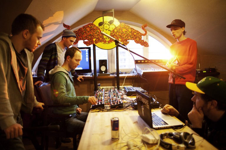 Red Bull Music Academy Bass Camp