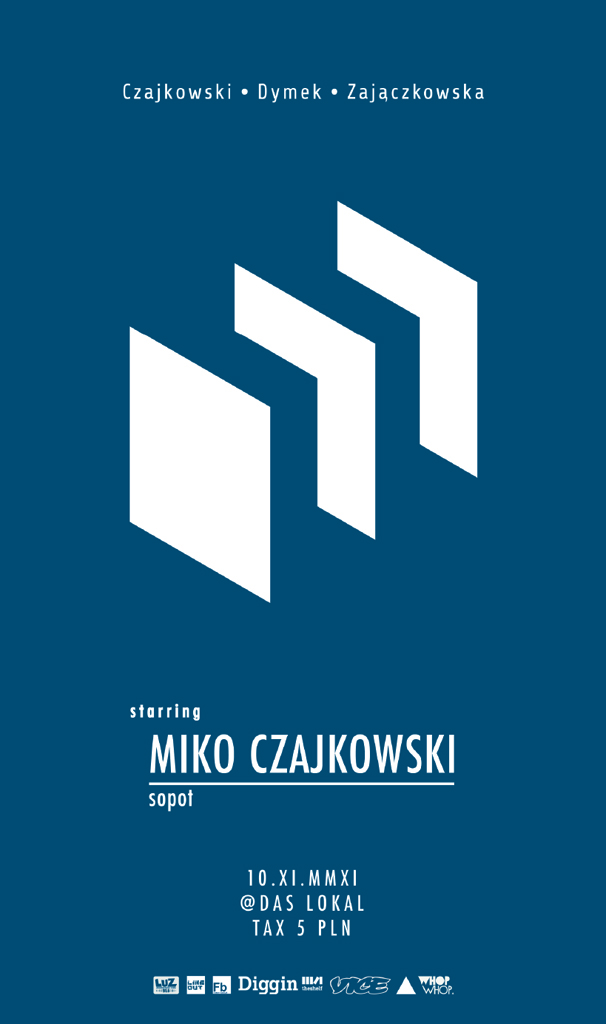 Miko Czajkowski @ Das Lokal