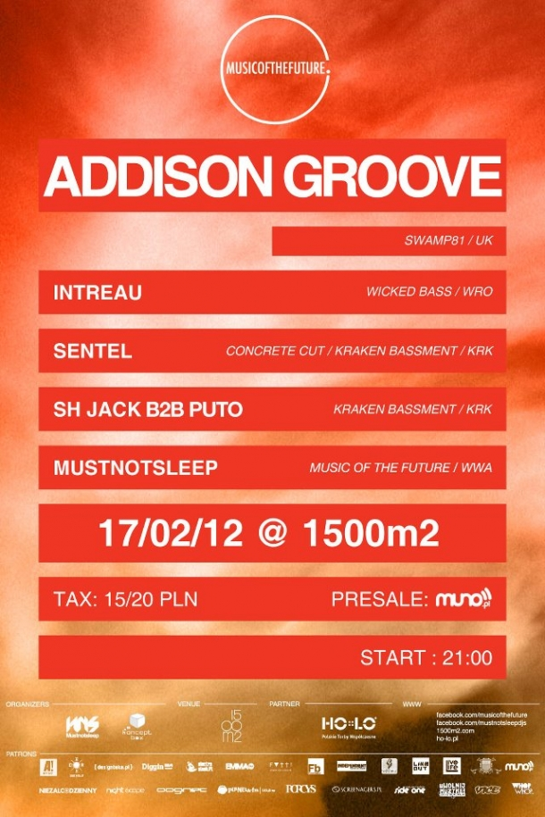 Music of The Future : ADDISON GROOVE