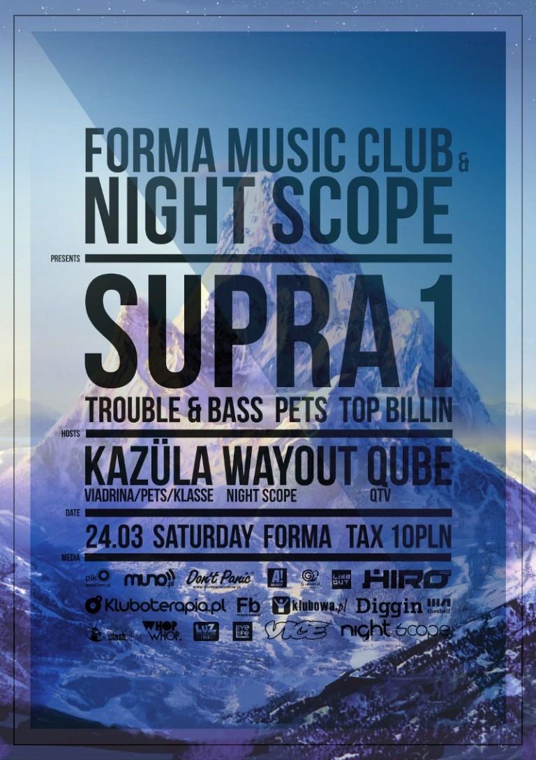 NIGHT SCOPE pres. SUPRA1