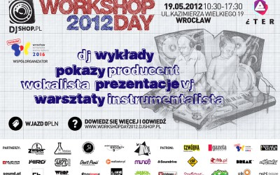 djshop workshop day