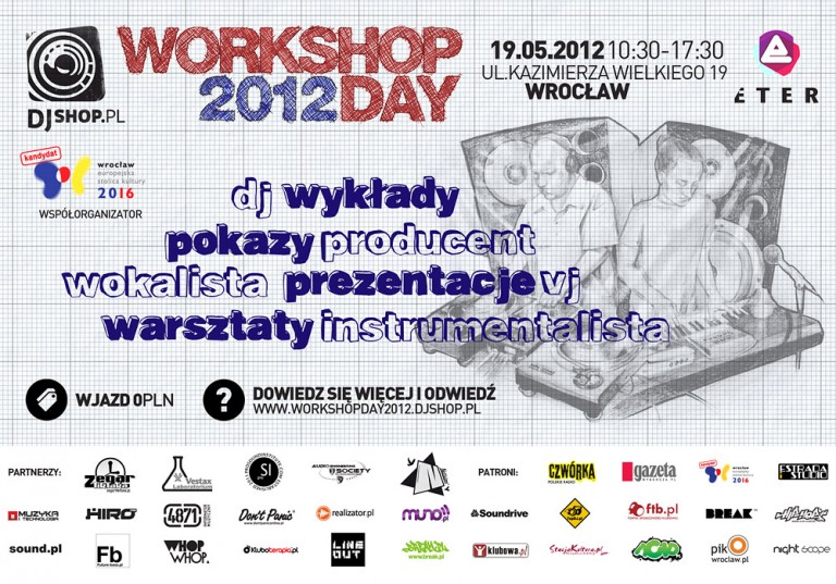 djshop.pl workshop day