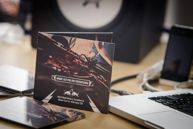 Red Bull Music Academy Bass Camp CD