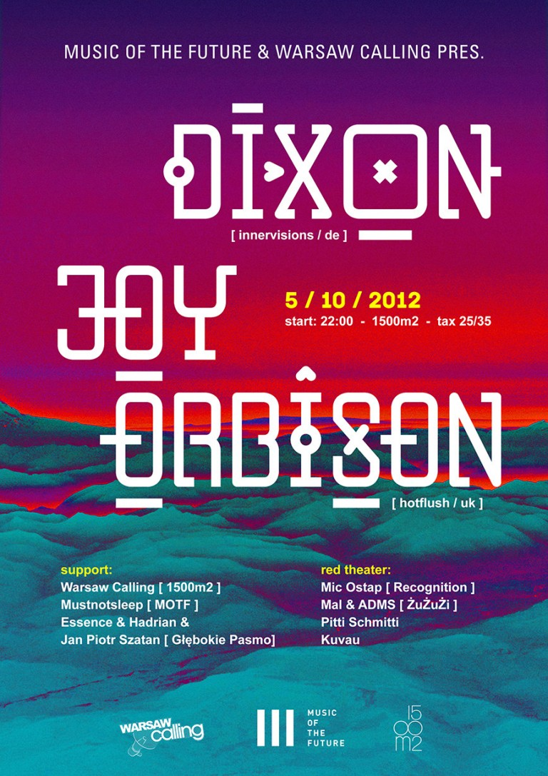 DIXON x JOY ORBISON
