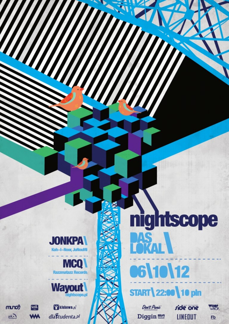 NIGHTSCOPE pres. JONKPA & MCQ
