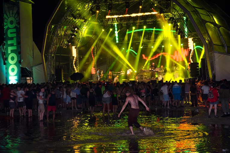Outlook & Dimensions Festivals – GO HARD or go home