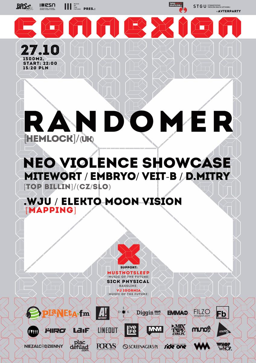 RANDOMER & NEO VIOLENCE SHOW CASE
