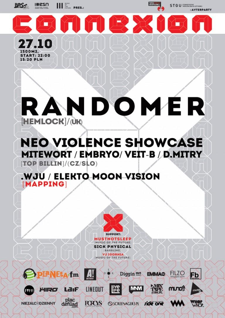 CONNEXION :: RANDOMER & NEO VIOLENCE