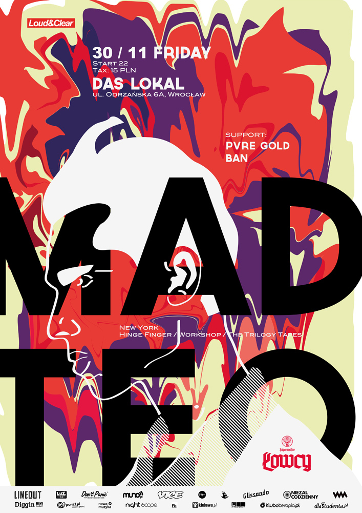 Loud & Clear :: MADTEO