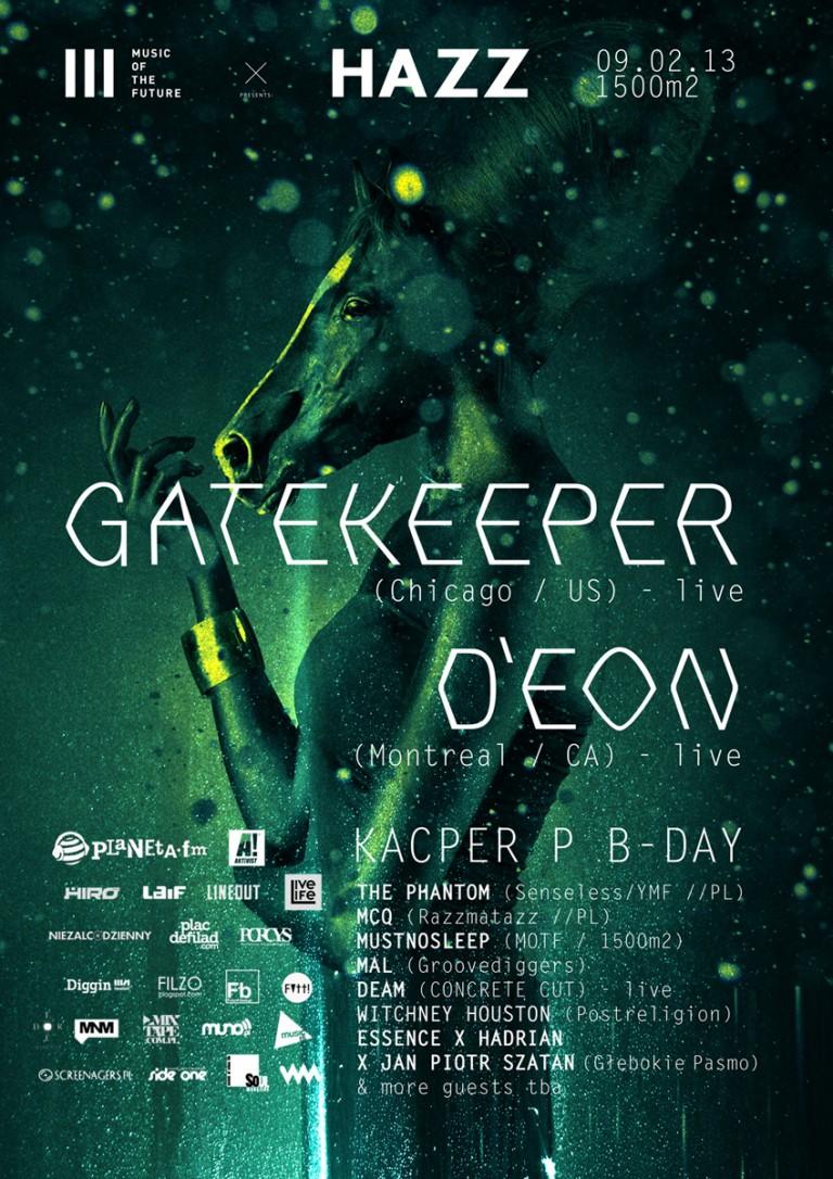Music Of The Future :: Gatekeeper & D'EON