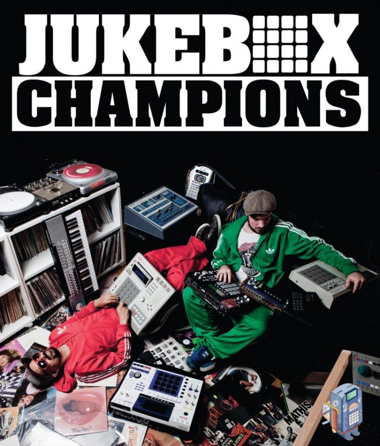 Burn Studios pres.: JUKEBOX CHAMPIONS (FRANCJA)