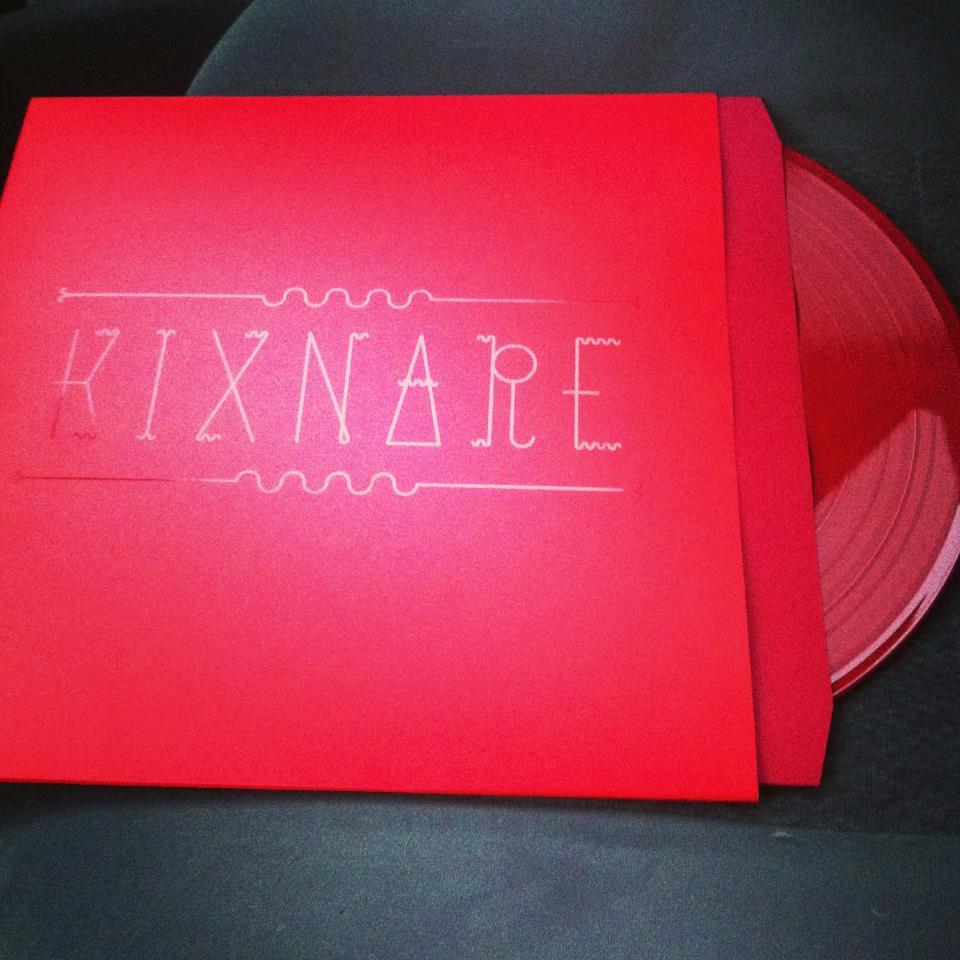 Kixnare - Red LP