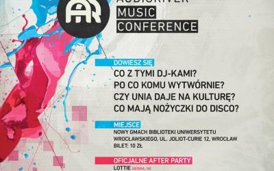 Konferencja Muzyczna Audioriver