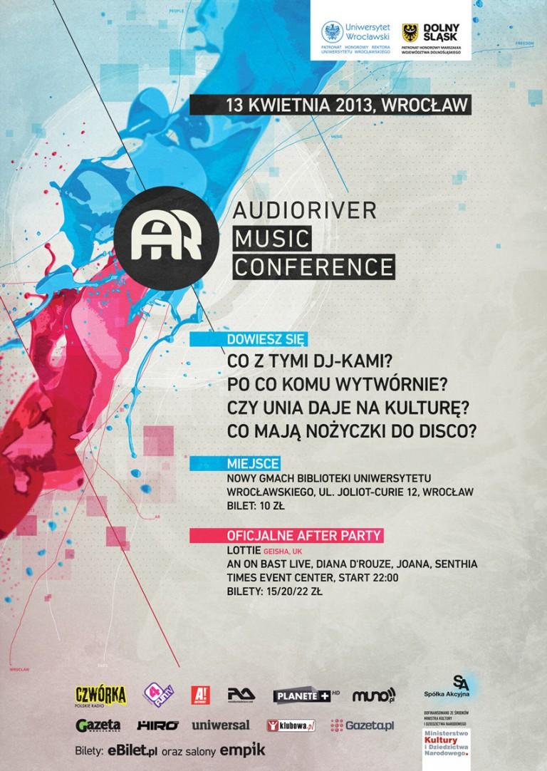 Audioriver Music Conference