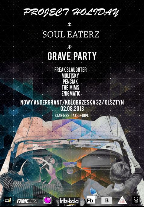 Project Holiday & Grave Party