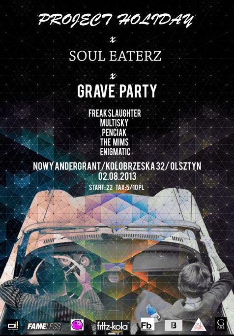 grave party