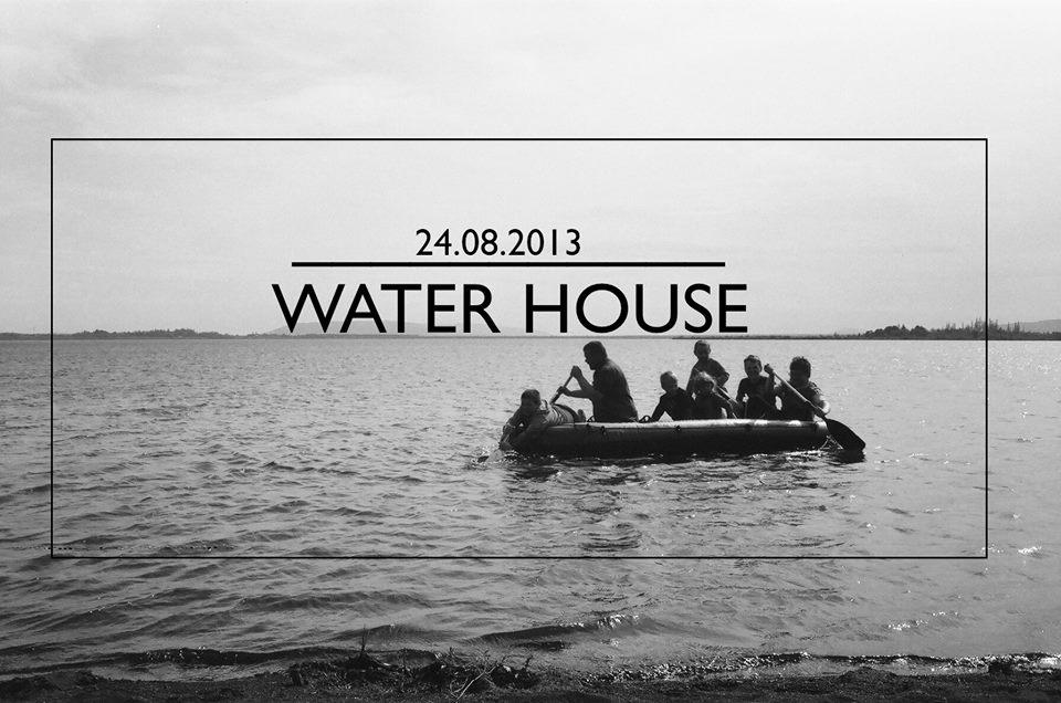 Water House@Barka Plakat bez logosów