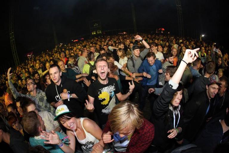 Relacja z festiwalu Tauron Nowa Muzyka 2013