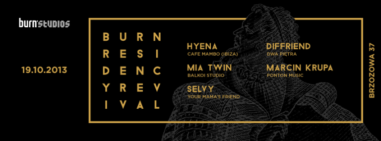 Burn Residency Revival