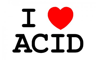 DMX Krew + Bass Junkie = I Love Acid 001