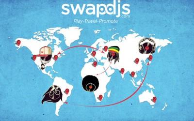 Swapdjs rewolucyjną inicjatywą w środowisku DJskim na całym świecie