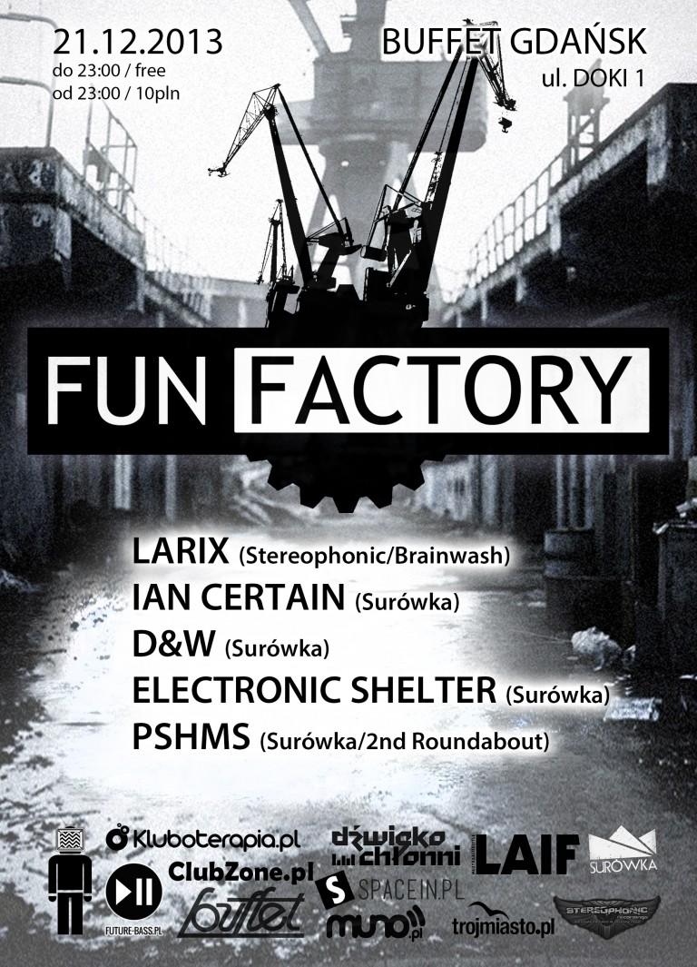 Fun Factory presents Larix
