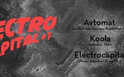 Electrocapital #07 / 14.12.2013, Brzozowa 37