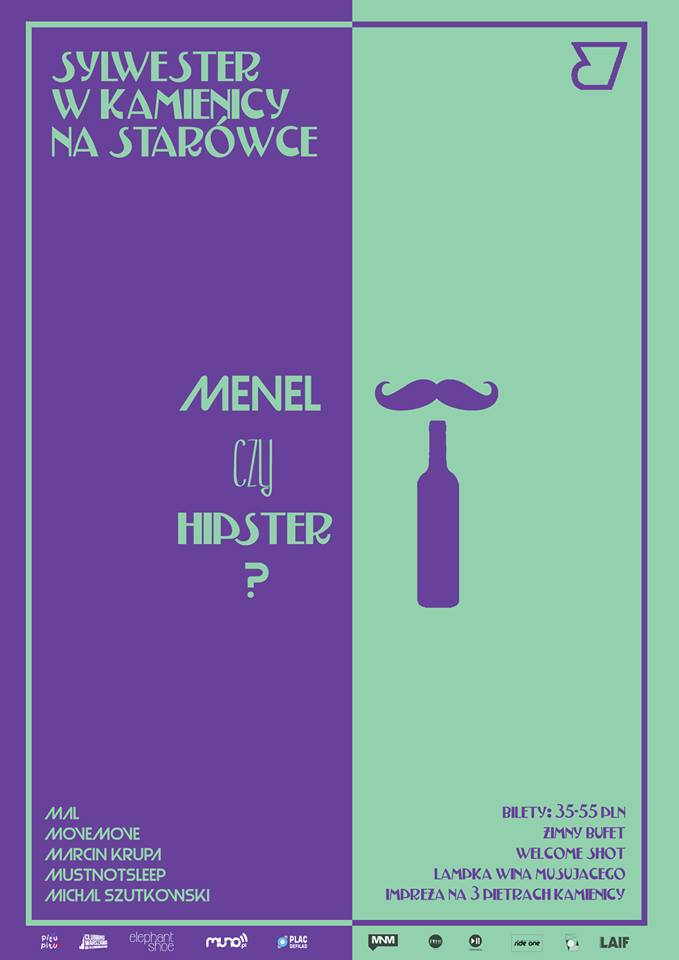 Menel czy Hipster?
