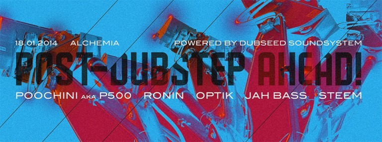 POST DUBSTEP AHEAD