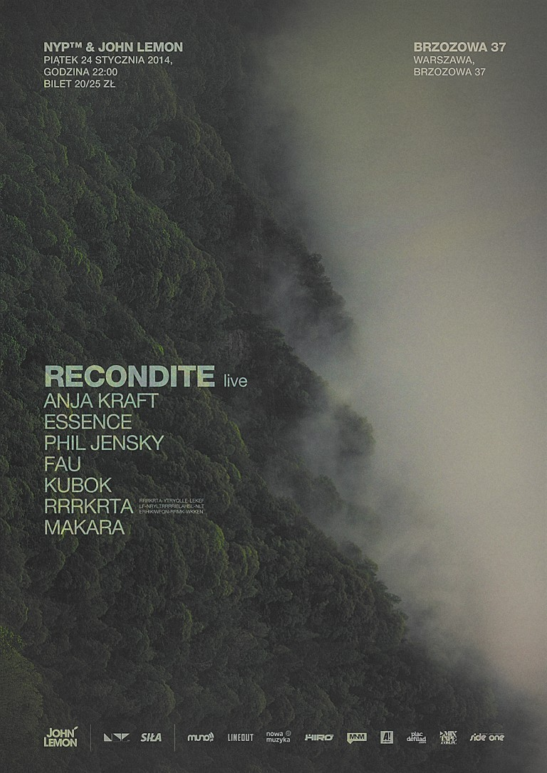 Recondite live